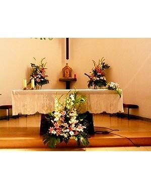 Decoración iglesias