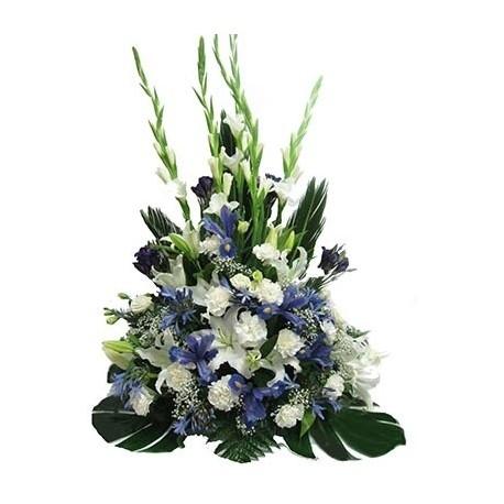 Santorini funeral